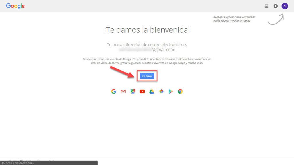 Gmail para administrar tu correo corporativo 5