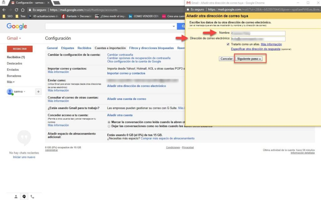 Gmail para administrar tu correo corporativo 9