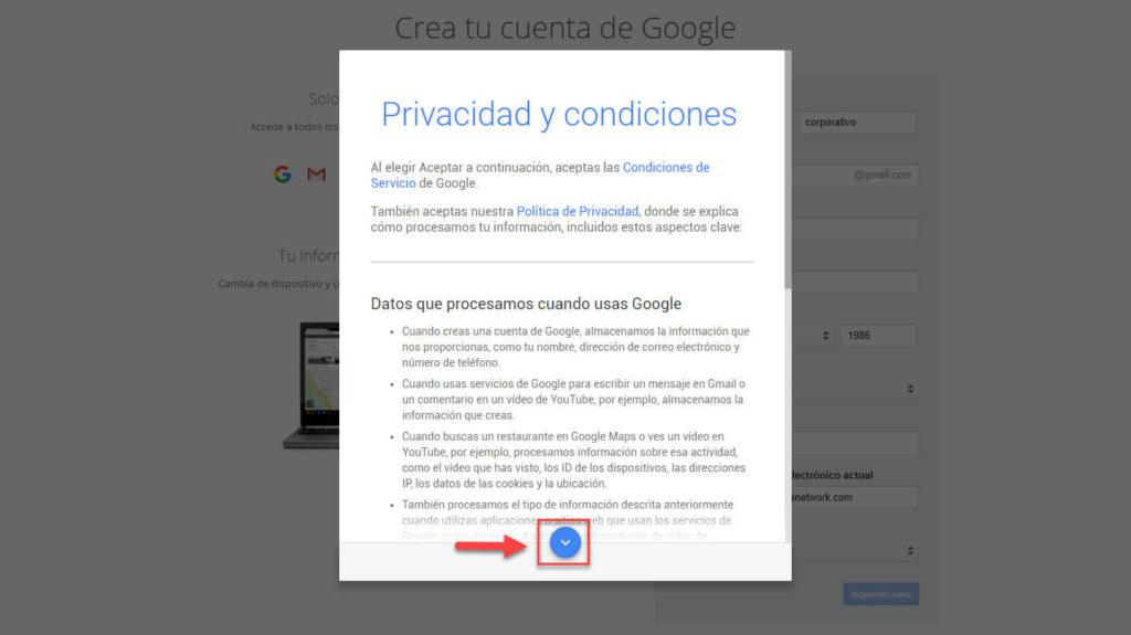 Gmail para administrar tu correo corporativo 3