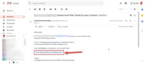 Cómo empezar a configurar tu hosting en Dreamhost 2