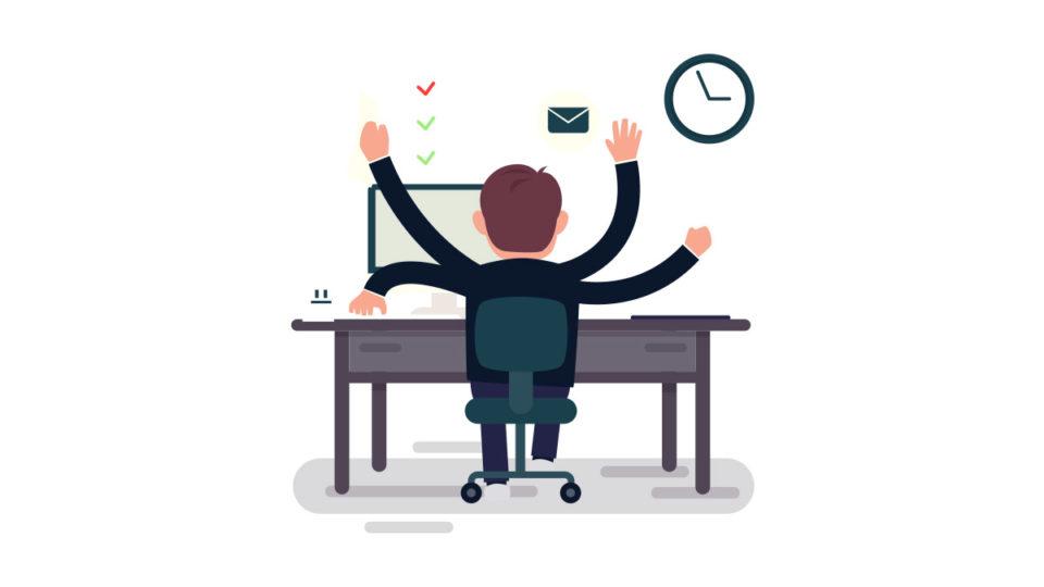5 cosas de tu vida que te hacen más productivo