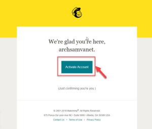 4 pasos básicos que necesitas para captar clientes en digital activa mailchimp